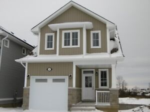 Brand New Family Sized Home - loaded.