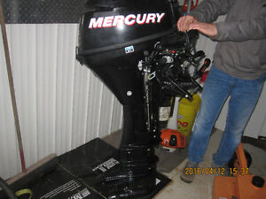 2012 MERCURY 9.9 HP FOUR STROKE BRAND NEW NEVER USED