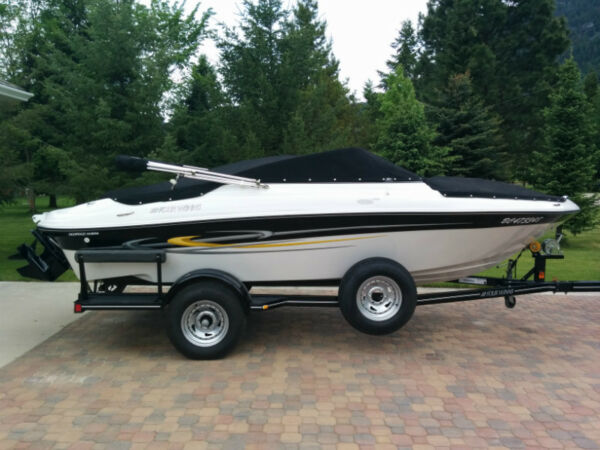 Used 2006 Four Winns Horizon 190