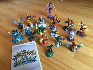 Skylander + 16 figurines