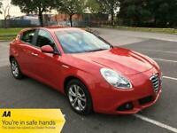 2013 Alfa Romeo Giulietta JTDM-2 LUSSO TCT Auto HATCHBACK Diesel Automatic