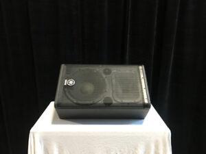 2 x Haut-Parleur Actifs Yamaha DSR-112