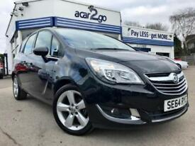 2015 Vauxhall MERIVA TECH LINE Manual MPV