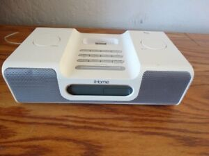 iPod Dock Alarm Clock