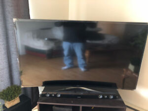 samsung 65 inch cuved  tv brand new