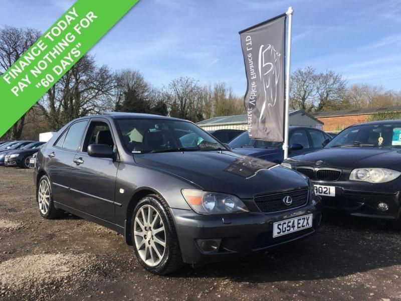 2004 54 lexus is 200 2.0 v6 se 4dr auto 153 bhp | in leicester