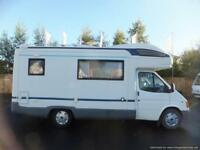 Compass herald Four berth motorhome for sale