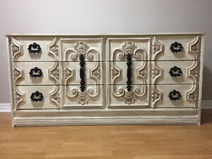 Ornate Detailed Buffet/Dresser