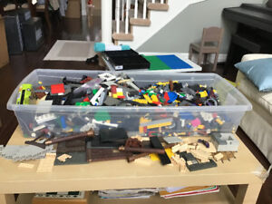 Selling 25lbs Bulk Mostly Lego lot, $120.