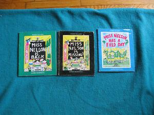 Miss Nelson Books