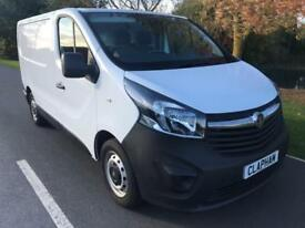 2015 15 VAUXHALL VIVARO 1.6CDTI 115BHP L1 H1 1 OWNER ANY UK DELIVERY