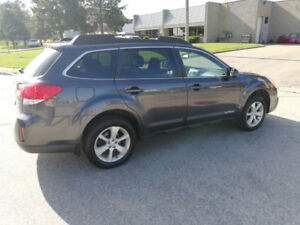 2013 Subaru Outback Touring certified +1 year Free warranty