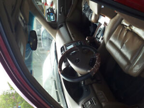 REDUCED: Acura Mdx 2004, was $5000 now only $4500