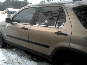 2005 Honda CR-V (K0688) Parts Available