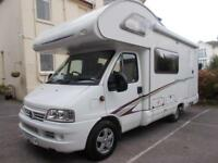 2006 Swift Lifestyle 590RS 5 Berth Motorhome 2.3 Litre Turbo Diesel End Kitchen