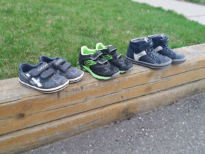 Geox boys sneakers, boots