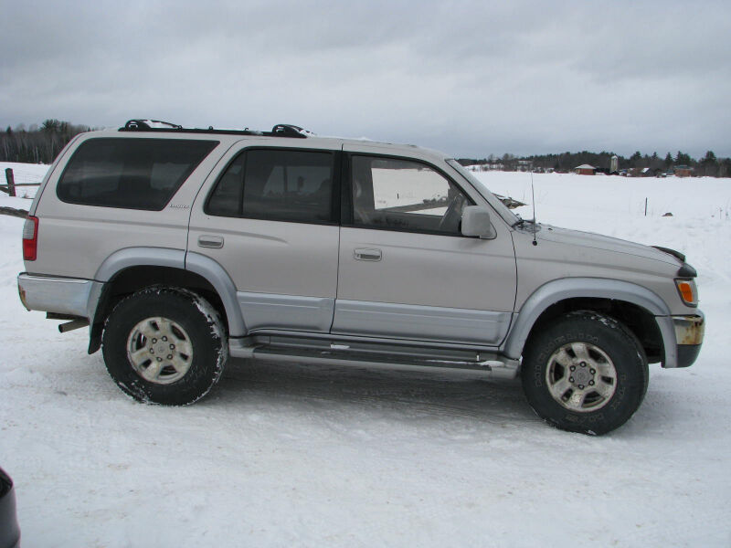 1997 toyota 4runner limited suv crossover used cars. Black Bedroom Furniture Sets. Home Design Ideas