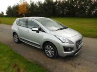 2016 16 Peugeot 3008 Active Blue 1.6 HDi Diesel ONLY 23K MILES, FSH, BARGAIN