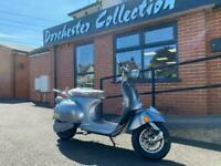 2021 ARTISAN EV2000R Twin battery model Scooter Electric Automatic