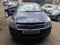 Vauxhall Astra 1.7CDTi 16v 100ps Club 5 DOOR - 2006 56-REG - FULL 12 MONTHS MOT