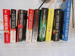 Kathy Reichs books for sale