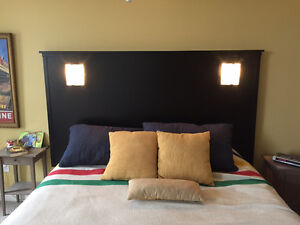 Boutique Hotel Style Headboard (King Size) London Ontario image 2
