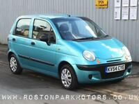 2004 DAEWOO MATIZ 1.0 Xtra [ABS] 5dr new MOT ready to go