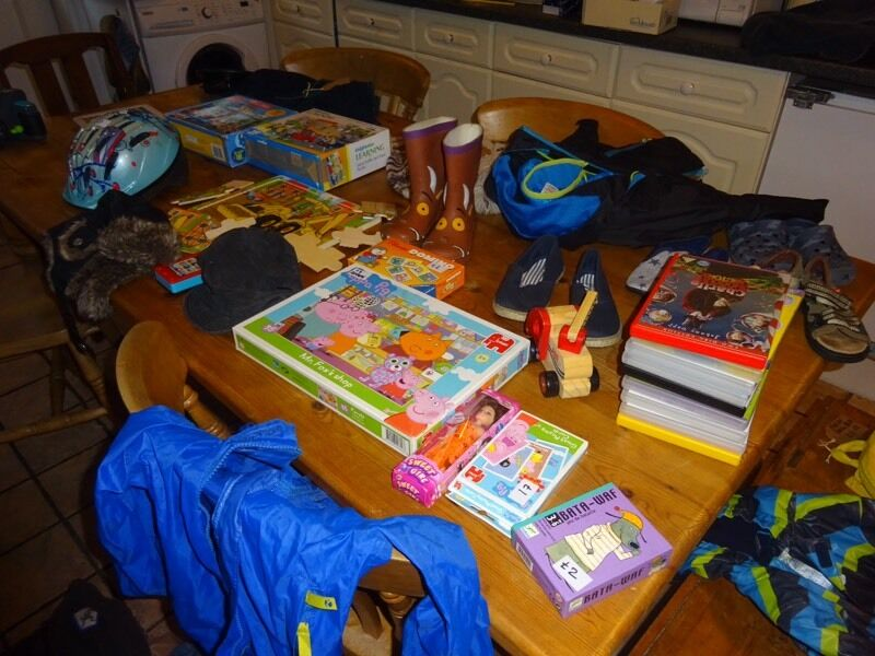 Kids toys clothes and games clearout