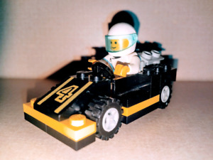 Lego 1461 Turbo Force, complete with instructions