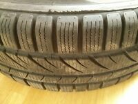 4 Winter tires 195/65R15