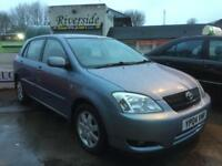 Toyota Corolla 1.6 VVT-i Colour Collection FULL 12 MONTHS MOT - 2 KEYS