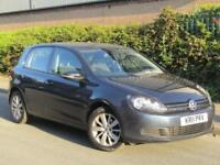2011 Volkswagen Golf 1.6 TDI BlueMotion Tech Match Final Edition 5dr