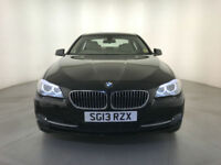 2013 BMW 525D SE AUTOMATIC DIESEL SALOON POWER SEATS SAT NAV SERVICE HISTORY