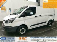 2017 67 FORD TRANSIT CUSTOM 2.0 290 WHITE PANEL VAN