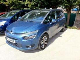 image for CITROEN GRAND C4 PICASSO 1.6 e-HDi AIRDREAM EXCLUSIVE+ 5DR - 7 SEATS - £20 TAX