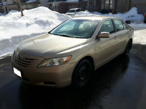 2009 Camry - Priced for quick sale