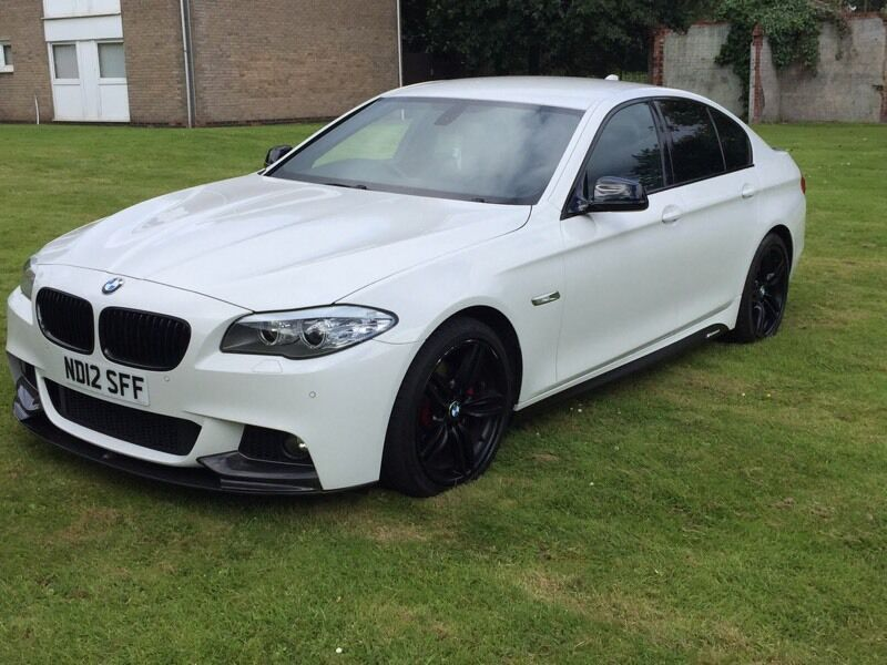bmw f10 520d msport m performance 2012 in houghton le spring tyne and wear gumtree