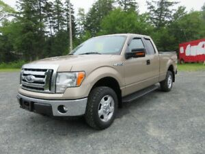 2012 Ford F-150 4X4 Ext Cab