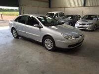 05 Reg Citroen c5 VTR 1.6 hdi full mot full service cheap car