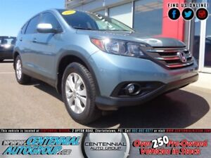 Honda CR-V EX-L | AWD | Leather | Moonroof | Bluetooth 2014