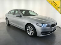 2015 BMW 520SE AUTOMATIC DIESEL SALOON 1 OWNER BMW SERVICE HISTORY FINANCE PX