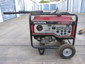 Honda EB 5000X Generator
