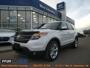 2011 Ford Explorer LIMITED awd  awd leather heated seats power l