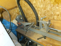 Rockwell Beaver Lathe with Chisels
