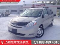 2008 Toyota Sienna LE   Low km, AWD, 7 Passenger, air conditioni