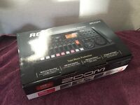 New Zoom R8 Audio interface recorder Sampler