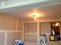 DRYWALL / TAPING / TEXTURING / STUCCOO / PAINTING