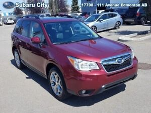 2016 Subaru Forester 2.5i Limited,LEATHER,SUNROOF,NAVIGATION,BAC