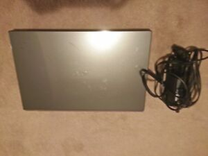 Acer aspire laptop with charger