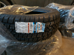 4 New Winter SUV Tires